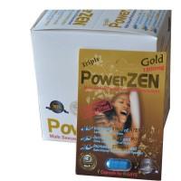 Капсулы для повышения потенции TRIPLE POWER ZEN GOLD