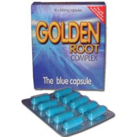 Капсулы увеличения потенции Golden Root Complex