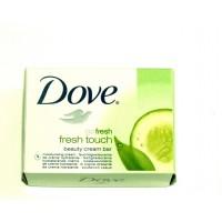 Крем мыло туалетное Dove Прикосновение свежести 135 гр