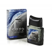 Лосьон после бритья Gillette Cool Wave 100 мл