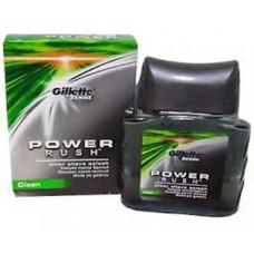 Лосьон после бритья Gillette Power Rush 100 мл