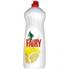 Средство для мытья посуды Fairy Lemon Лимон 1 литр