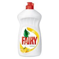 Средство для мытья посуды Fairy Lemon Лимон 500 мл