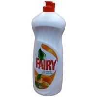 Средство для мытья посуды Fairy Orange Lemongrass Апельсин и лимонник 1 литр