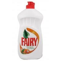 Средство для мытья посуды Fairy Orange Lemongrass Апельсин и лимонник 500 мл