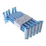 Станки одноразовые для бритья Dorco Td 706 2 лезвия (10 шт)