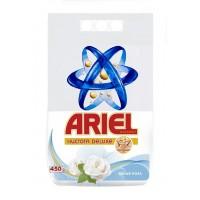 Стиральный порошок Ariel Чистота Deluxe Белая роза-синий 450 гр