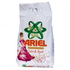 Стиральный порошок Ariel Чистота Deluxe Color & Style 3 кг