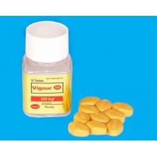 Таблетки для повышения потенции Gold Вигор-Vigour 10 таблеток