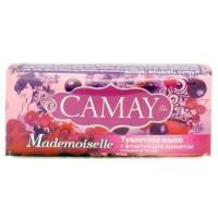Туалетное мыло Camay Mademousel Игривый Аромат сладких ягод 100 гр