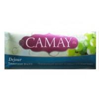 Туалетное мыло Camay Освежающий аромат искрящегося винограда 100 гр