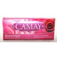 Туалетное мыло Camay Романтический аромат навеянный букетом алых роз 100 гр