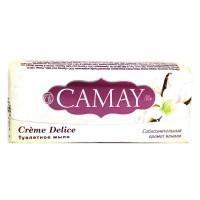 Туалетное мыло Camay Соблазнительный аромат ванили 100 гр