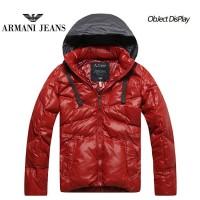 Зимняя Куртка ARMANI JEANS-10