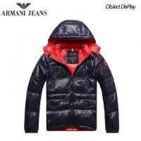 Зимняя Куртка ARMANI JEANS-13