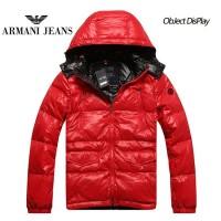 Зимняя Куртка ARMANI JEANS-14