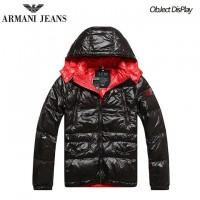 Зимняя Куртка ARMANI JEANS-15
