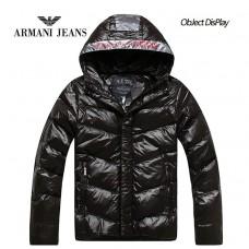 Зимняя Куртка ARMANI JEANS-17