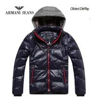 Зимняя Куртка ARMANI JEANS-18