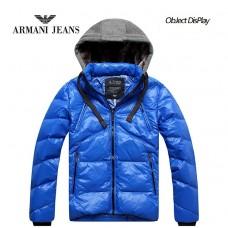 Зимняя Куртка ARMANI JEANS-19