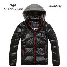 Зимняя Куртка ARMANI JEANS-20