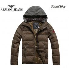 Зимняя Куртка ARMANI JEANS-21