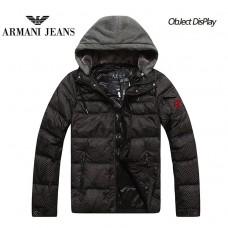 Зимняя Куртка ARMANI JEANS-23