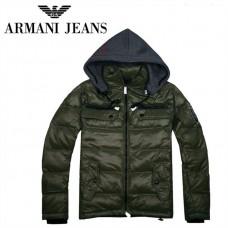 Зимняя Куртка ARMANI JEANS-6