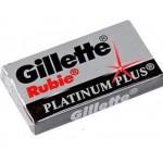 Лезвия для станка Gillette Rubie Platinum Plus (5 шт)