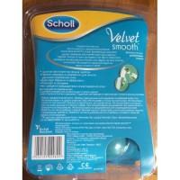 """Scholl электрическая пилка """"Velvet Smooth"""" по уходу за ногами"""