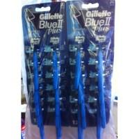 Станки одноразовые бритвы Gillette Blue 2 Plus (24 шт)