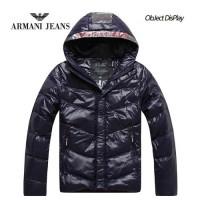 Зимняя Куртка ARMANI JEANS-16