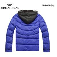 Зимняя Куртка ARMANI JEANS-22