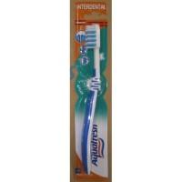 Зубная щетка Aquafresh Interdental Синяя 128