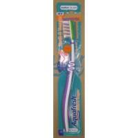 Зубная щетка Aquafresh Tooth & Tongue Фиолетовая 129