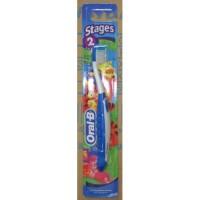 Зубная щетка Oral-B Детская Синяя 105